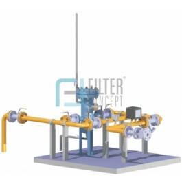 Metering Skid Filtration Systems | Filter Concept Pvt. Ltd.