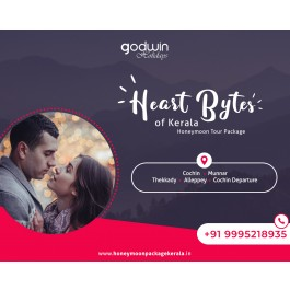 Best Honeymoon Packages To Alappuzha | Godwin Holidays