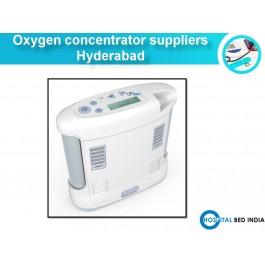 Oxygen Machine in Hyderabad, Oxygen Concentrator in Hyderabad - Hospitalbedindia