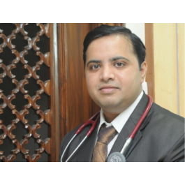 Dr. Sandeep Raj Bharma - Best Pulmonologist in Hyderabad