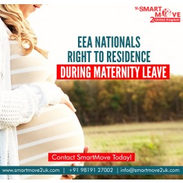 EEA Nationals right to residence during maternity leave - The SmartMove2UK