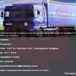 AM Packers and Movers in Nigdi Pune