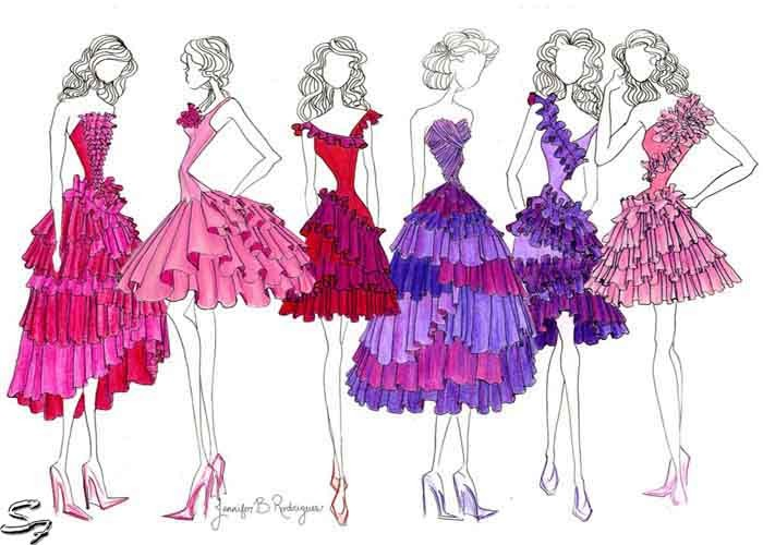 Professional Fashion Designing Courses India ह ब क ल स स श क ष 569216