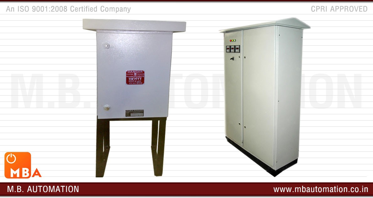 Electrical Control Panels Manufacturers India अन्य