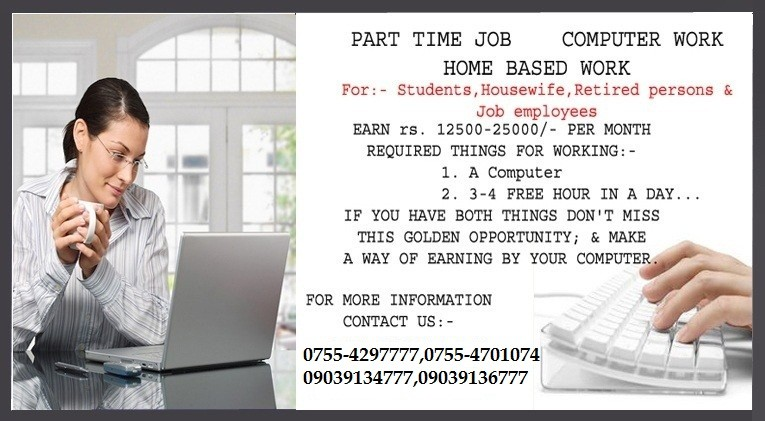 online work from home without investment data entry