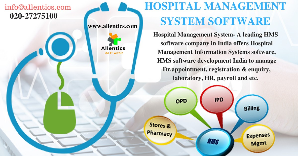 Hospital Management Software in Nagpur,, India, कम्प्यूटर
